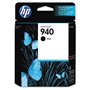 HP 940 Black Ink Cartridge ,Model C4902AN ,Page Yield 1000