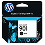 HP 901 Black Ink Cartridge, Model CC653AN, Page Yield 200
