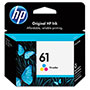 HP CC581FN Cyan/Magenta/Yellow Ink Cartridge ,Model CH562WN ,Page Yield 165