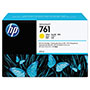 HP 761 Yellow Ink Cartridge ,Model CM992A ,Page Yield 190