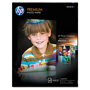 HP Premium Photo Paper, Soft Gloss, 8 1/2 x 11, 50 Sheets/Pack