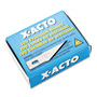 Hunt #2 Blades for X ACTO Knives, Bulk Pack, 100 Blades per Box