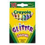 Binney and Smith Glitter Crayons