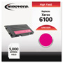 Innovera Remanufactured 106R00681 (6100) High-Yield Toner, Magenta