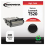 Innovera Black High-Yield Toner Cartridge for Lexmark T520, T522