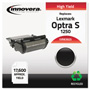 Innovera Black High-Yield Toner Cartridge for Lexmark Optra S