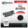Innovera Copier Toner Cartridge for Sharp AL 1000/1010/1020/1220 (AL110TD compat) Black