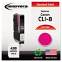 Innovera Remanufactured 0622B002 (CLI-8) Ink, Magenta