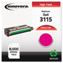 Innovera Remanufactured 310-8399 (3115) High-Yield Toner, Magenta