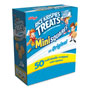 Keebler Rice Krispies Treats, Mini Squares, 0.39 oz, 50/Box
