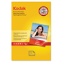 Kodak® Premium Photo Paper, 64lb, Glossy, 4 x 6, 60 Sheets/Pack