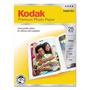 Kodak Photo Paper, Gloss, 8.5x11, 25 Sheets