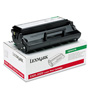 Lexmark High Yield Print Cartridge for E320, E322, 6K, Return Program, Black