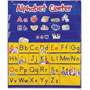 "Learning Resources Alphabet Center Pocket Chart, 28"" x 34"", Multi"