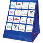 Learning Resources Tabletop Pocket Chart for Grades 1-3