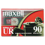Maxell 90 Minutes (45 x 2) Dictation And Audio Cassette, Normal Bias