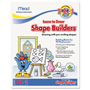 Mead Writing Fundamentals Tablet, Shape Builders, 10 x 8, 21 Sheets per Pad