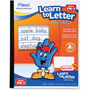 Mead Learn To Letter, See and Feel, Raised Ruling, 40 Sheets/BK, AST