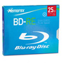 Memorex Blu-Ray Disc, 25gb, 2xSingle Layer, Write Once, Branded