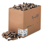 MMF Preformed Kraft Paper Tubular Coin Wrappers, Holds 40 Nickels, Blue, 1000/Box