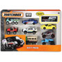 Mattel Matchbox Cars, 9/PK