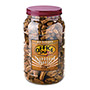 Office Snax Pretzel Assortment, Salted Sourdough, 48 oz Tub