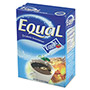 Equal® Sweetener Packets, 1 g Packet, 115/Box, 12 Box/Carton