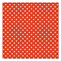 "Pacon Fadeless Designs Bulletin Board Paper, Classic Dots Red, 48"" x 50 ft."