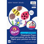 Pacon Spectra Fingerpaint Paper, 60 lbs., 11 x 16, White, 50 Sheets/Pack