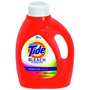 Tide Laundry Detergent with Bleach, 75 oz Bottle, Original Fresh Scent