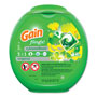 Gain Flings Laundry Detergent Pods, Original Scent, 0.06 Pac, 72/Container