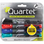 Quartet Enduraglide Dry Erase Marker, Fine Tip, Four Color Set
