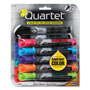 Quartet EnduraGlide Dry Erase Markers, Chisel Tip, Assorted Colors