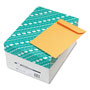 Quality Park Heavyweight Catalog Envelopes, Gummed, Kraft, 28 lb., 6 1/2 x 9 1/2, 500/Box