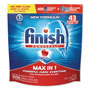 Finish® Powerball Max in 1 Shine and Protect Dishwasher Tabs, Regular Scent, 48/Pk