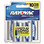 Rayovac Alkaline C Batteries 4-Pack