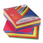 Riverside Paper 65 lb. Card Stock, 8 1/2 x 11, Assorted Lively Colors, 250 Sheets/Pack