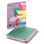 Riverside Paper Reminiscence Card Stock, 65 lb., 8-1/2 x 11, Assorted Bright Colors, 50 sheets/pack