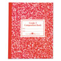 Roaring Spring Paper Grade School Ruled Composition Book