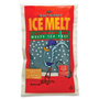 Scotwood Industries Road Runner Ice Melt w/Calcium Chlorine Blend, 50lb, Red