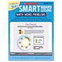 Scholastic Smart Board&Trade; Lessons With Cd, Math, Grades 3-6, 48 Pages