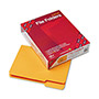 Smead File Folders, Single Ply Top, 1/3 Cut, Letter, Goldenrod, 100/Box