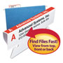 Smead Viewables® & Arrange™ Index Tabs, Assorted Colors