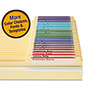 Smead Viewables® Index Tabs, Assorted Colors