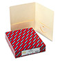 Smead Two Pocket Portfolio, Manila, Box of 25