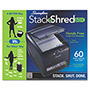 Swingline Stack-and-Shred Automatic Shredder, 60 Sheet Capacity