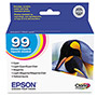 Epson T099920 99 T099 Ink Cartridges Full Set