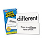 "Trend Enterprises Skill Drill Flash Cards, 3 3/8"" x 6 1/4"", Sight Words Set 3, 96/Set"