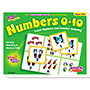 Trend Enterprises Numbers 0-10 Match Me® Game, Ages 3-6