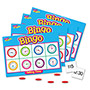Trend Enterprises Young Learner Bingo Game, Tell Time
